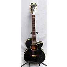 Morgan Monroe MQ100 Acoustic Electric Guitar