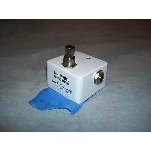In Store Used MR WHITE Effect Pedal