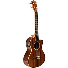 Lanikai MRS-CET All Solid Morado Tenor with Kula Preamp A E Ukulele