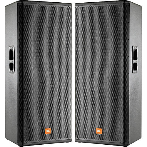 Jbl Mrx525 Dual 15 Quot 2 Way Loudspeaker Pair Guitar Center