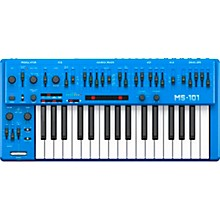 MS-1 32-Key Analog Synthesizer Blue