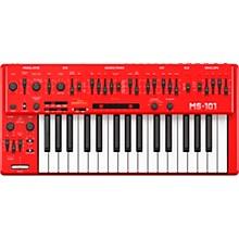 MS-101 32-key Analog Synthesizer Level 1 Red