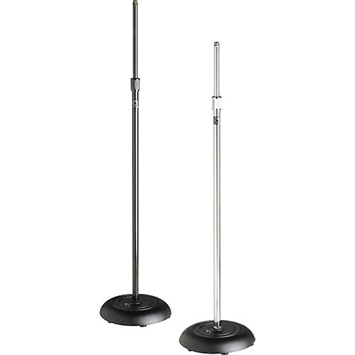 Atlas Sound MS-10C Round Base All-Purpose Mic Stand