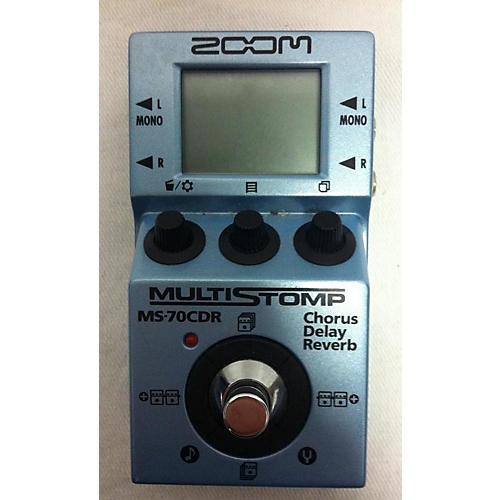 used zoom ms 70cdr effect processor guitar center. Black Bedroom Furniture Sets. Home Design Ideas