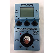 Zoom MS-70CDR Effect Processor