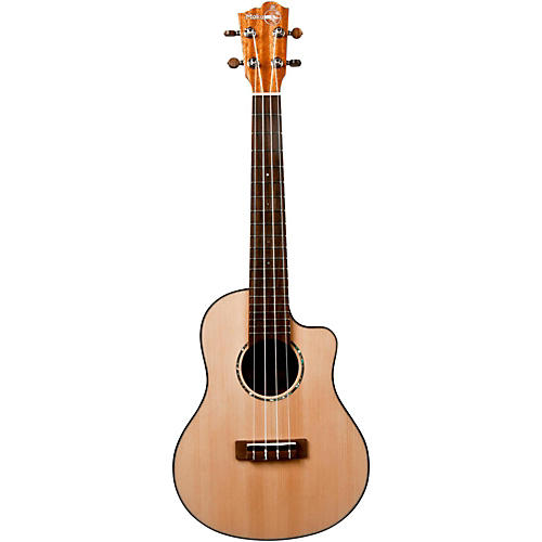 Moku MS-90TC Mahogany Tenor Acoustic-Electric Ukulele
