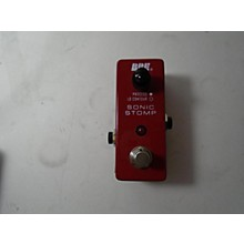 BBE MS-92 Effect Pedal