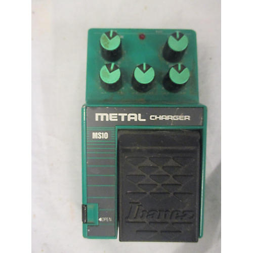 Ibanez MS10 Metal Charger Effect Pedal