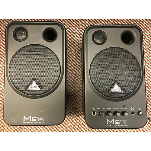 Behringer MS16 Powered Monitor