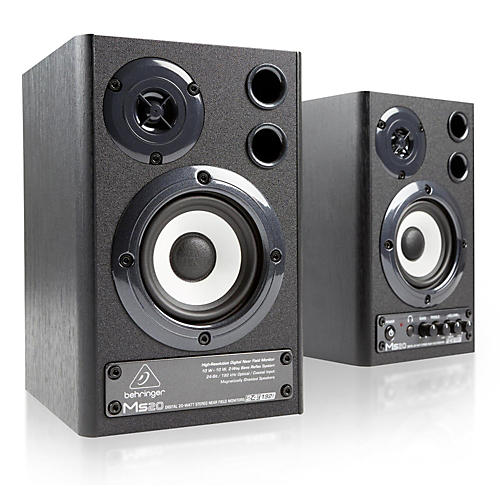 Behringer MS20 Digital Monitor Speakers (Pair)