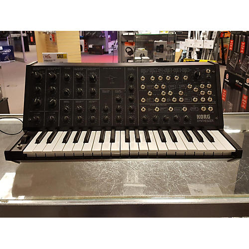 used korg ms20 mini semi modular 37 key analog synthesizer guitar center. Black Bedroom Furniture Sets. Home Design Ideas