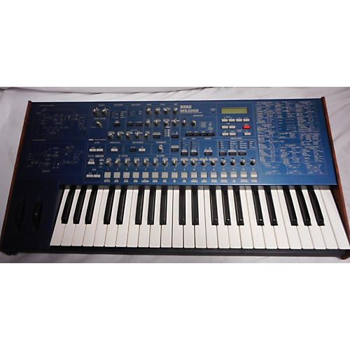Korg MS2000 Synthesizer