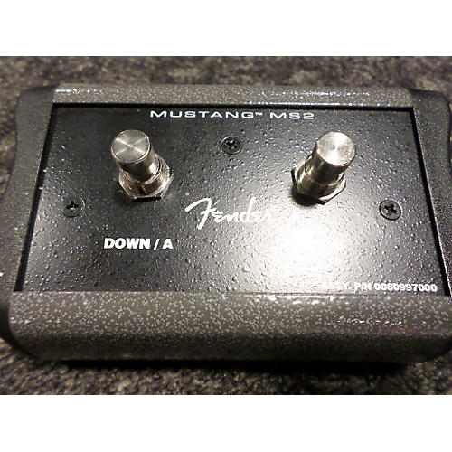 Fender MS4 4-button Footswitch