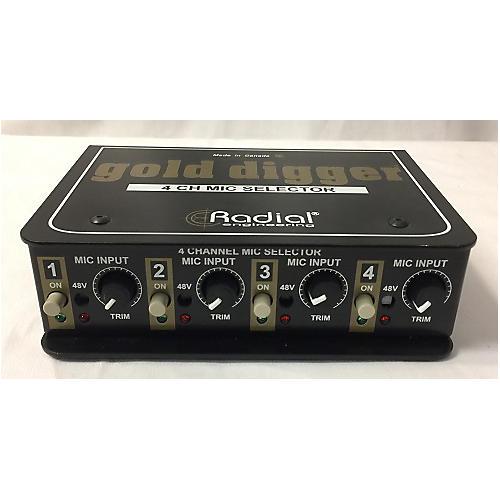 Radial Engineering MS4 Signal Processor