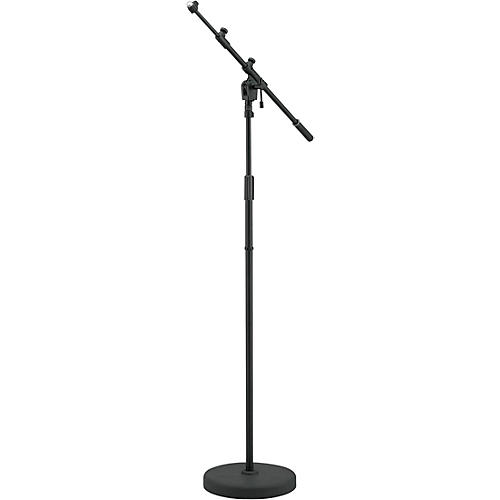 TAMA MS456RBK Iron Works Tour Round Base Telescoping Boom Mic Stand