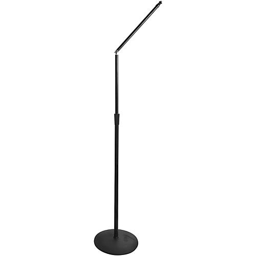 "On-Stage MS8312 Upper Rocker-Lug Mic Stand with 12"" Low-Profile Base"