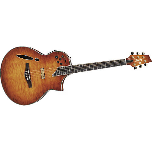 Ibanez MSC650VV Montage Series Hybrid Cutaway Acoustic-Electric Guitar