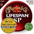 Martin MSP7100 SP Lifespan Phosphor Bronze Light Acoustic Guitar Strings thumbnail