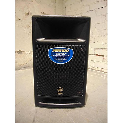 Yamaha MSR100 Powered Monitor