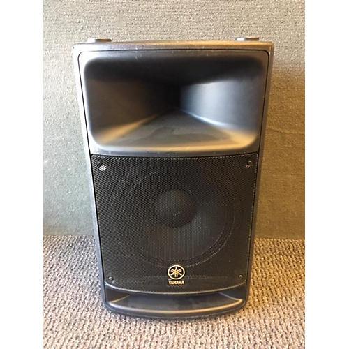 used yamaha msr400 powered speaker guitar center. Black Bedroom Furniture Sets. Home Design Ideas