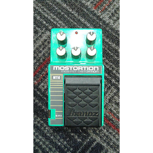 Ibanez MT10 MOSTORTION MOS-FET DISTORTION Effect Pedal