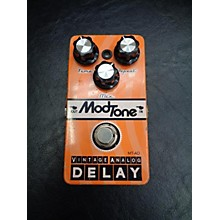 Modtone MTAD Vintage Analog Delay Effect Pedal