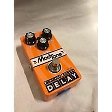 Modtone MTAD Vintage Analog Delay Effect Pedal