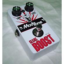 Modtone MTCB Clean Boost Effect Pedal