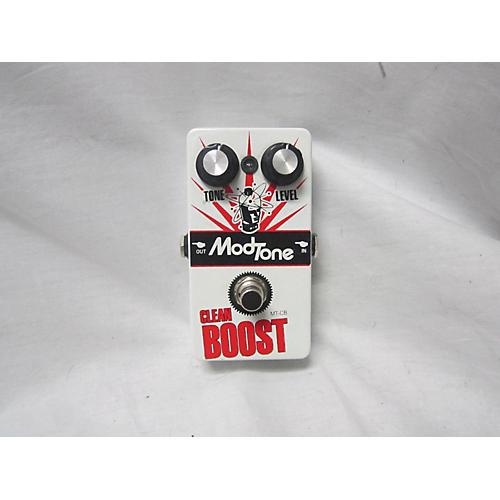 Modtone MTCB Clean Boost Effect Pedal