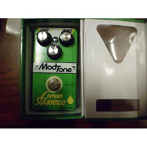 Modtone MTCP Lemon Squeeze Effect Pedal
