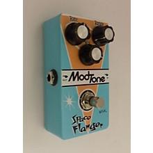 Modtone MTFL Space Flanger Effect Pedal