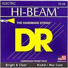 DR Strings MTR10 Hi-Beam Nickel Medium Electric Guitar Strings