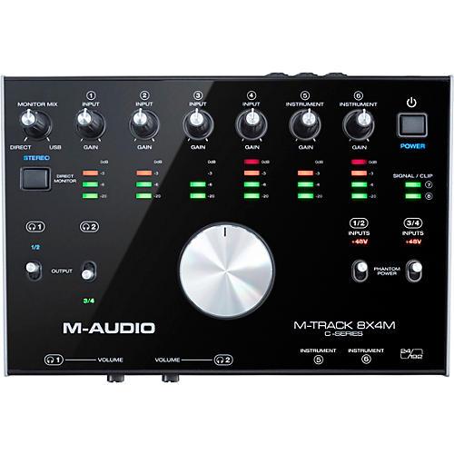 M-Audio MTRACK 8X4M