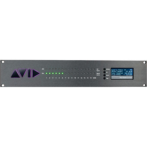 Avid MTRX Base Unit with MADI
