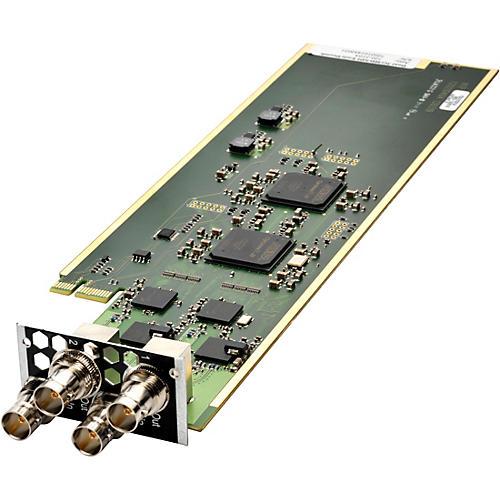 Avid MTRX Dual SDI/HD/3G Embed/De-embed Card with SRC