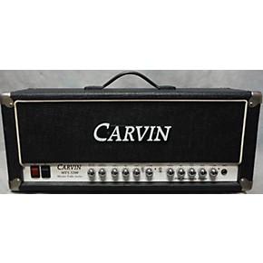 Used Carvin MTS 3200 100 HEAD Tube Guitar Amp Head ...