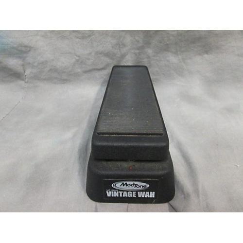 Modtone MTWAH Vintage Wah Effect Pedal