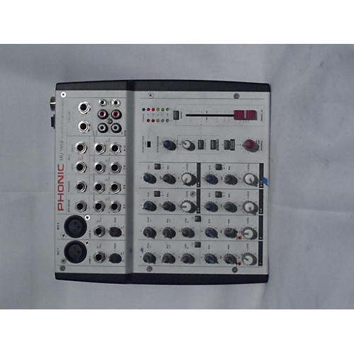 Phonic MU 1002 Unpowered Mixer
