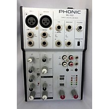 Phonic MU 502 Unpowered Mixer