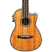 MU100CE Acoustic-Electric Concert Ukulele Natural Koa
