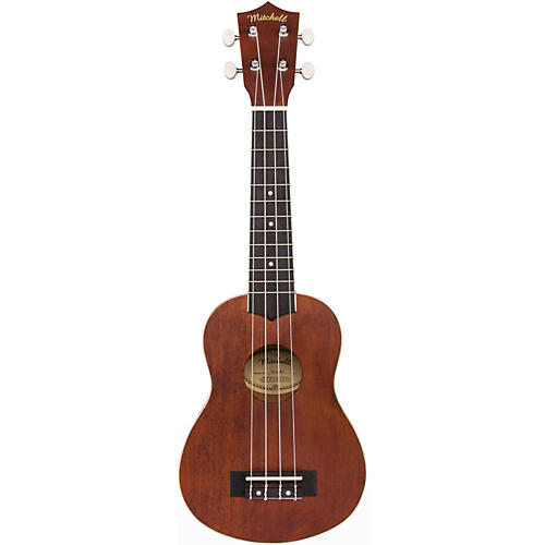 Mitchell Mu40 Soprano Ukulele Natural Guitar Center