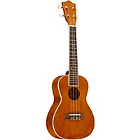 Deals on Mitchell MU40C Concert Ukulele Natural