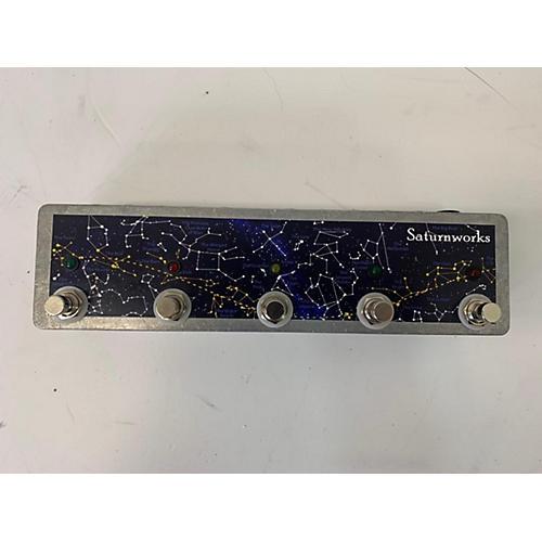 Saturnworks MULTI 5 LOOP TRUE BYPASS LOOPER