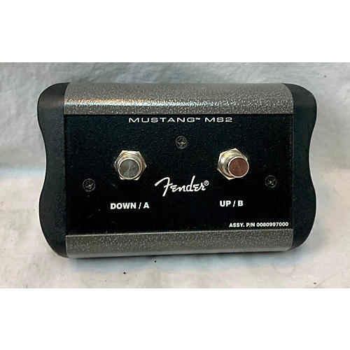Fender MUSTANG 2 BUTTON Footswitch