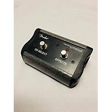 Fender MUSTANG FOOTSWITCH Footswitch