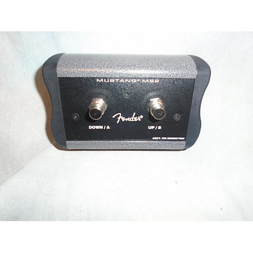 Fender MUSTANG MS2 Pedal