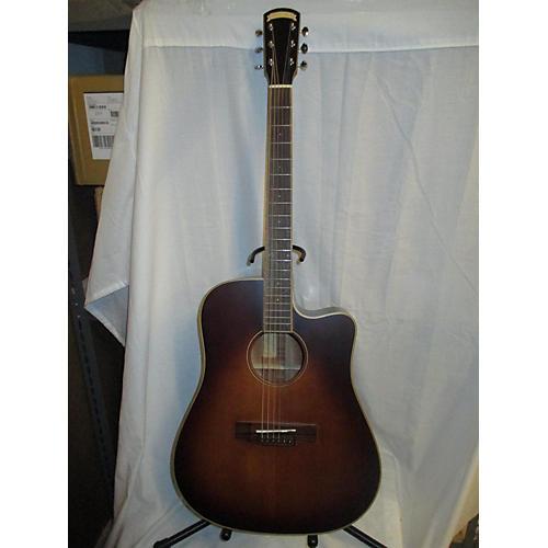 Morgan Monroe MV-45/C Acoustic Electric Guitar