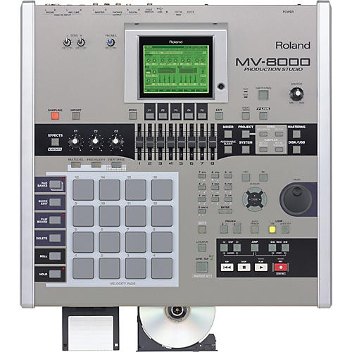 Roland MV-8000 Production Studio