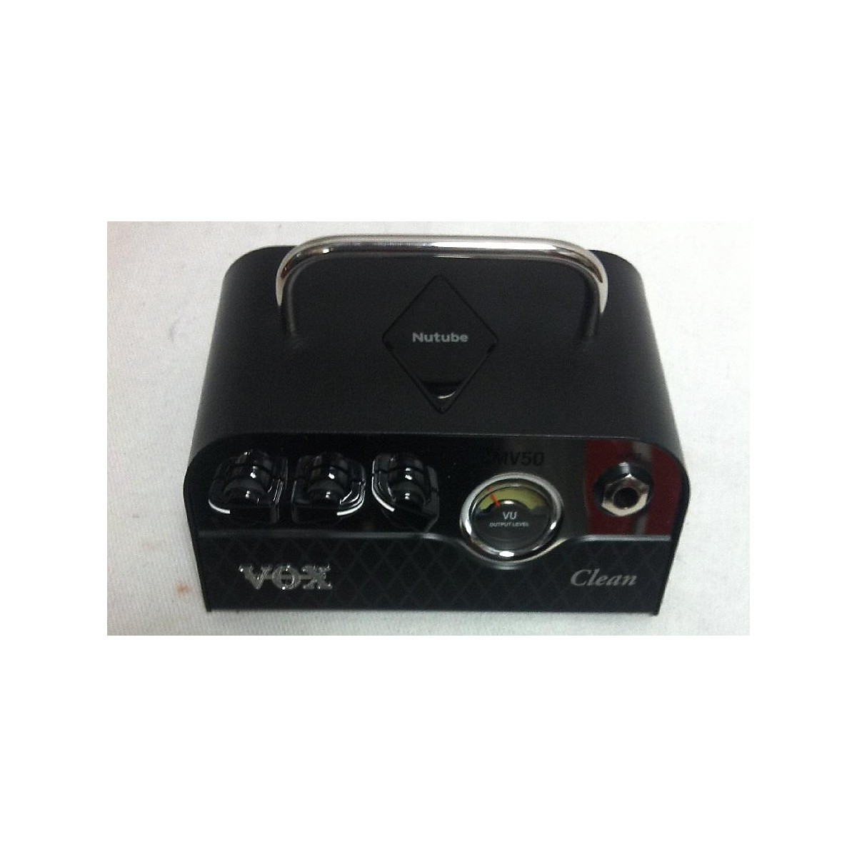 Vox MV50 CLEAN Solid State Guitar Amp Head