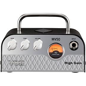 vox mv50 high gain 50w guitar amplifier head guitar center. Black Bedroom Furniture Sets. Home Design Ideas